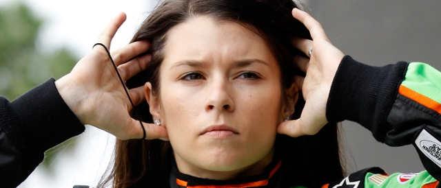 Danica Patrick (Todd Warshaw/Getty Images for NASCAR)