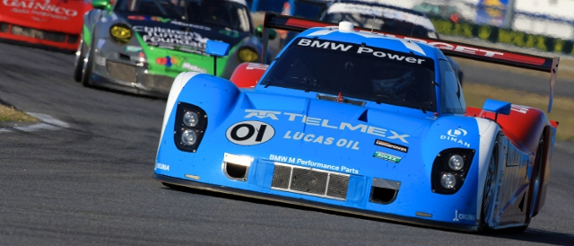 2012's Rolex Series includes the new look Daytona Prototype (Photo Credit: Grand-Am)