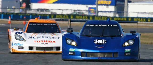 The new Corvette DP heralds a new era for Grand-Am and the Rolex 24 (Photo Credit: Grand-Am)