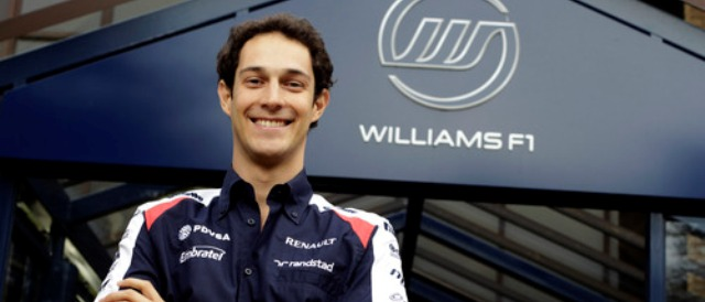 Bruno Senna - Photo Credit:Glenn Dunbar/LAT Photographic