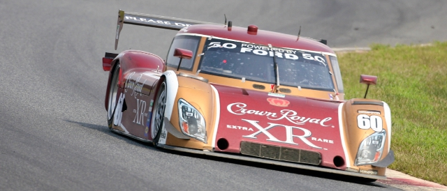 Michael Shank Racing's no.60 car during the 2011 season (Photo Credit: Grand-Am)