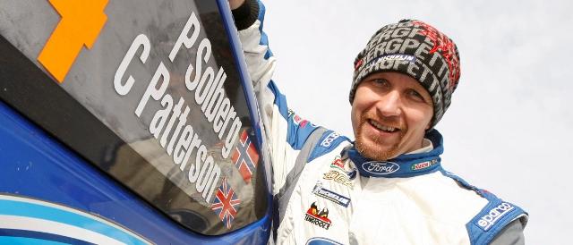 Petter Solberg (Photo Credit: World Rally Pics)