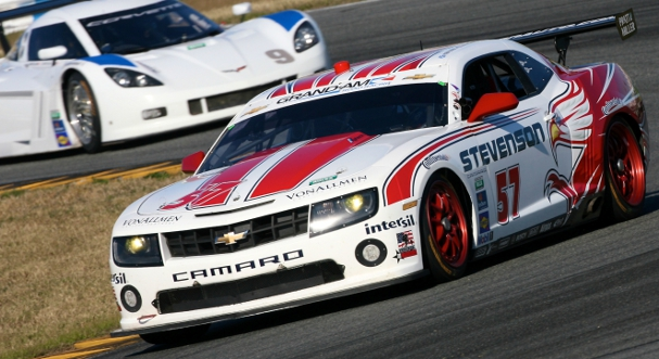 Stevenson Motorsports (Photo Credit: Grand-Am)
