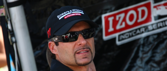 Alex Tagliani (Photo Credit: Indycar)