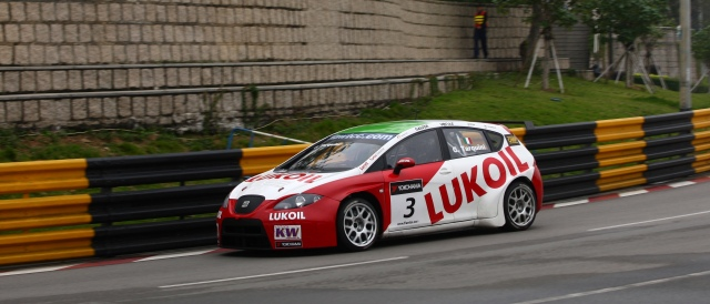 Gabriele Tarquini - Photo Credit: fiawtcc.com