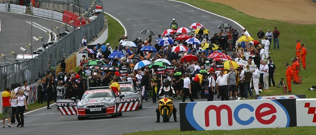16 Elite Teams will contest the 2012 British Superbike Championship - Photo Credit: Motorsport Vision