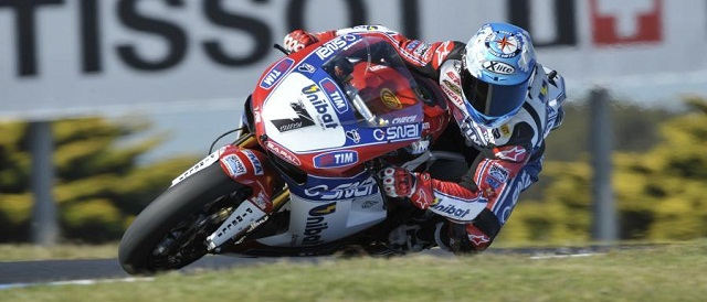 Carlos Checa - Photo Credit: WorldSBK.com