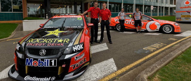 A  United Holden front Photo credit: Holden Motorsport