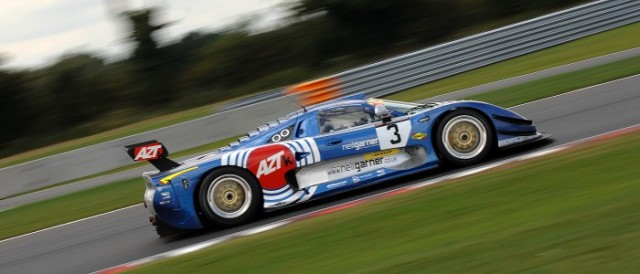 Morcillo and Cintrano's Neil Garner run car during 2011 (Photo Credit: Chris Gurton Photography)