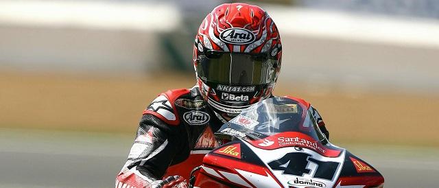 Noriyuki Haga - Photo Credit: Yamaha Racing