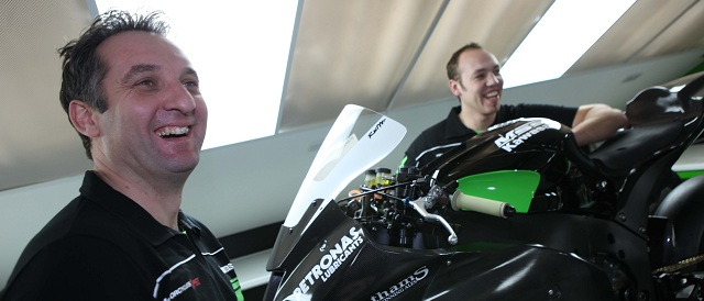 Michael Rutter & Peter Hickman - Photo Credit: Motorsport Vision