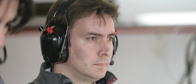 James Key - Photo Credit: Sauber Motorsport AG