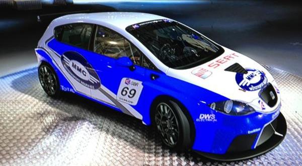 MMC Motorsport's Seat Leon Supercopa