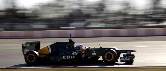 Vitaly Petrov - Photo Credit: Caterham F1