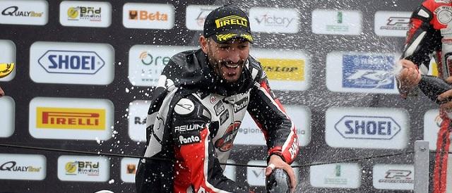 Alex Polita - Photo Credit: Motorsport Vision