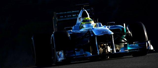 Nico Rosberg - Photo Credit: Mercedes AMG GP