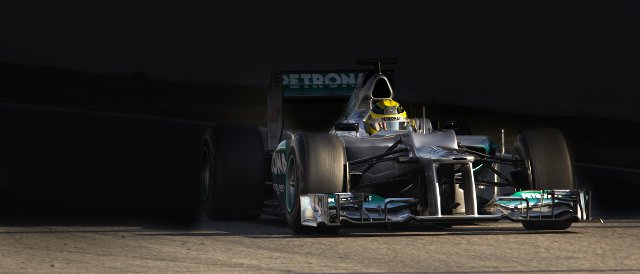 Nico Rosberg - Photo Credit: Mercedes AMG