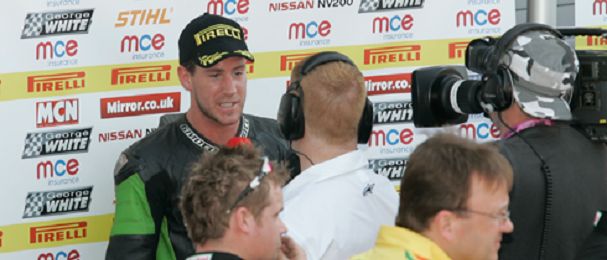 Simon Andrews - Photo Credit: PR Racing Kawasaki