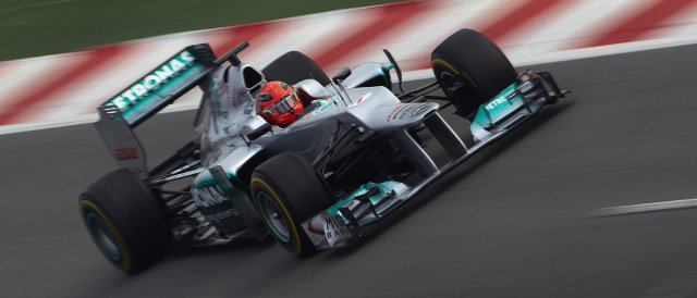 Michael Schumacher - Photo Credit: Mercedes AMG