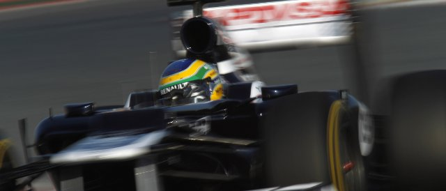 Bruno Senna - Photo Credit: Andrew Ferraro/LAT Photographic