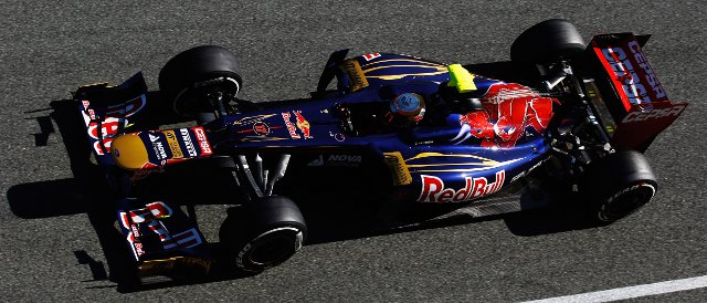 Jean-Eric Vergne - Photo Credit: Paul Gilham/Getty Images