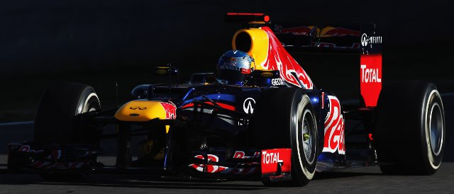 Sebastian Vettel - Photo Credit: Mark Thompson/Getty Images