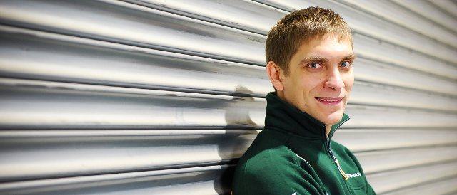 Vitaly Petrov - Photo Credit: Caterham F1