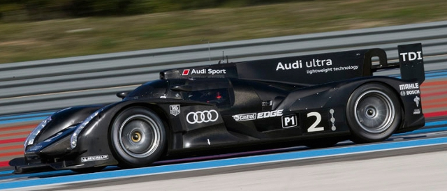 Audi R18 (Photo Credit: Audi Motorsport)