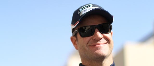 Rubens Barrichello (Photo Credit: Lorenzo Bellanca/LAT Photographic)