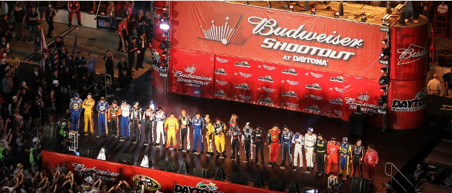 The way drivers qualify for the Budweiser Shootout will change for next year's event (Photo Credit: Jamie Squire/Getty Images)