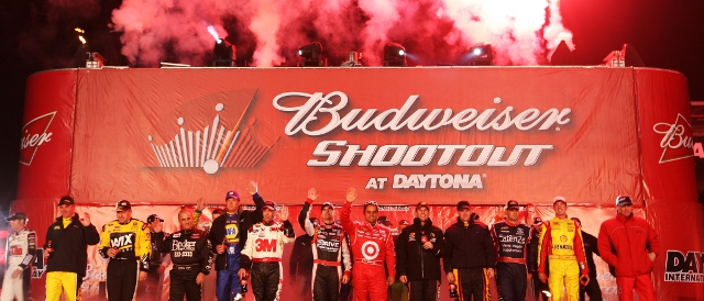 Budweiser Shootout (Photo Credit: Jerry Markland/Getty Images for NASCAR)