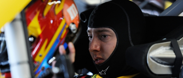 Kyle Busch (Photo Credit: John Harrelson/Getty Images for NASCAR)