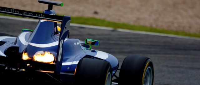 Brundle is the first driver to be announced in Carlin's GP3 lineup for 2012 - Photo Credit: GP3 Media Service