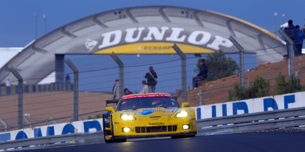 Corvette Racing, Le Mans (Photo Credit: Richard Prince/GM Racing Photo)