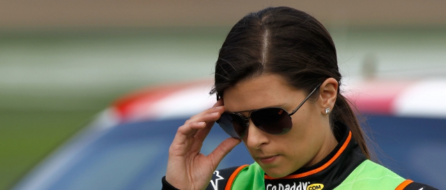 Danica Patrick is making her first NASCAR Sprint Cup start in this weekend's Daytona 500 (Photo Credit: Todd Warshaw/Getty Images for NASCAR_