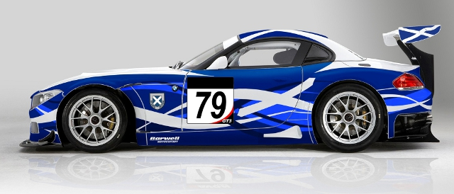 Ecurie Ecosse Embark On Twin Campaigns With Barwell Motorsport The Checkered Flag