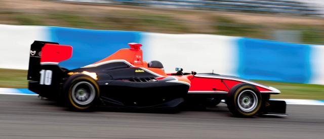 Tio Ellinas - Photo Credit: GP3 Media Service