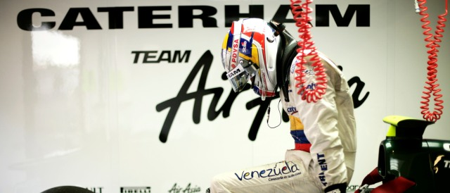 Rodolfo Gonzalez - Photo Credit: Drew Gibson/GP2 Series Media Service