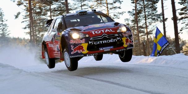 Mikko Hirvonen (Photo Credit: Citroen Racing Media)