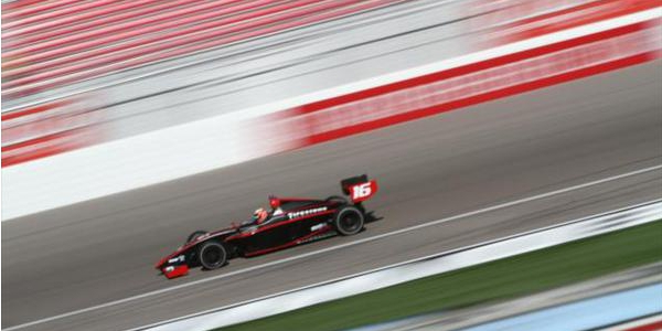 Indy Lights - the series below Indycar in America's racing ladder - is Webb's focus for 2012