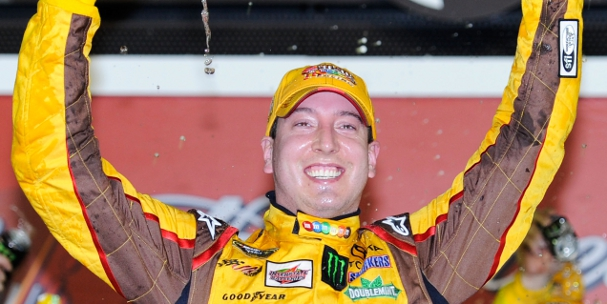 Kyle Busch (Photo Credit: Photo by John Harrelson/Getty Images for NASCAR)