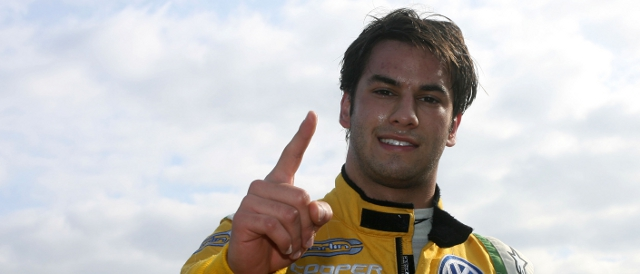 Felipe Nasr dominated the 2011 British F3 season (Photo Credit: SRO)