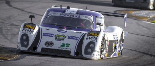Nasr's no.6 Riley Ford during the Rolex 24 at Daytona (Photo Credit: Rolex.Stephan Cooper)