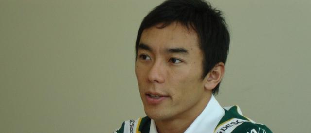 Takuma Sato (Photo Credit: Indycar)