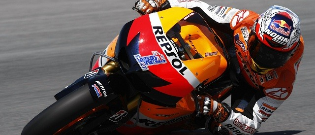 Casey Stoner - Photo Credit: Repsol Honda Team