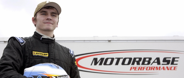 Aron Smith will move to Motorbase for a full BTCC season (Photo Credit: Motorbase Performance)