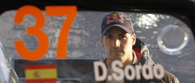 Dani Sordo (Photo Credit: BMW AG)