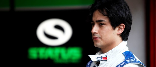 Marlon Stockinger - Photo Credit: Drew Gibson/GP3 Series Media Service