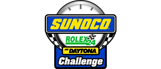Sunoco Rolex 24 at Daytona Challenge (Photo Credit: Sunoco)