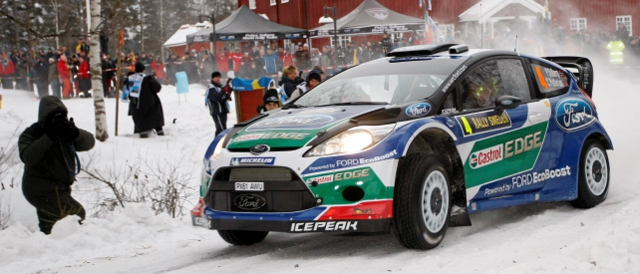 Organisers of Rally Sweden have had to finalise their own TV deals (Photo Credit: Word Rally Pics)